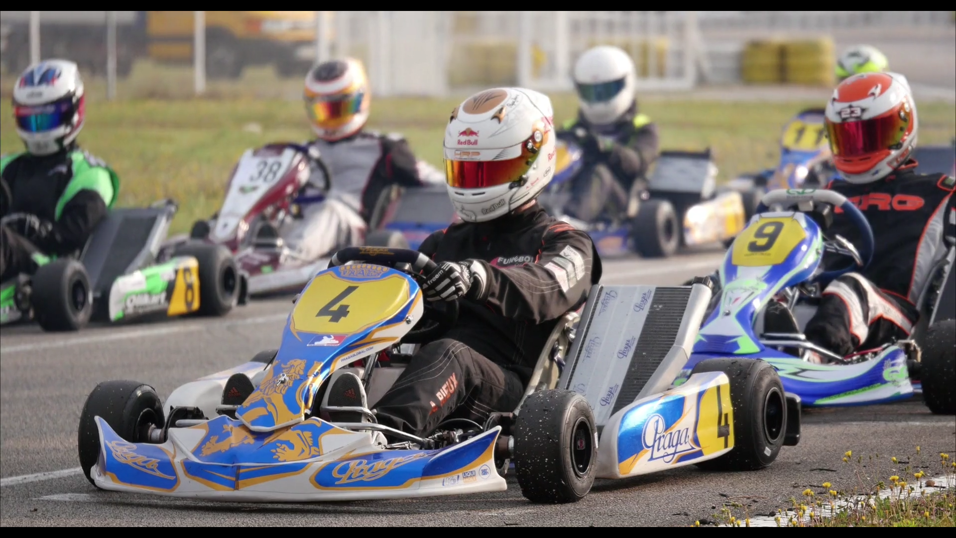 Film Corporate - Karting La Roche de Glun